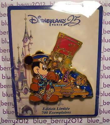 Pin Event ONCE UPON A STAR White Rabbit Disney land Paris 25 th anniversary ans