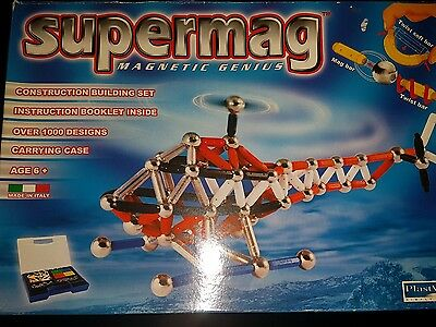 Supermag magnetic genius