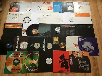 "12"" House Records Collection (All In Picture) A Lot Of Promos"