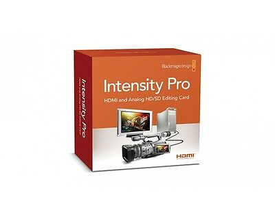 Blackmagic Design Intensity Pro Capture and Playback Card - BRAND NEW