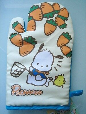 2016 Sanrio Pochacco Dog Kitchen Oven Mitt ~ NEW Free Shipping