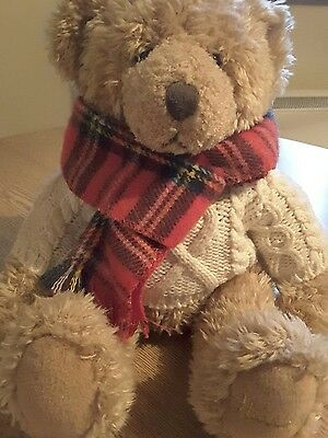 HARRODS 2002 Bear Giles in Excellent Condition. Reduced Price For Quick Sale