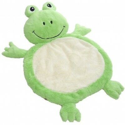 Mary Meyer Best Ever Frog Baby Mat Soft Durable Floor Cushion Round UK POST FREE