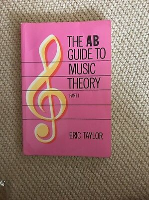 The AB GUIDE TO MUSIC THEORY BOOK