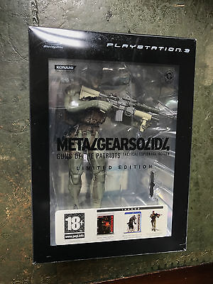 Metal Gear Solid 4 Limited Edition Playstation 3 PS3