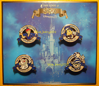 Pin Event ONCE UPON A STAR Disneyland Paris 25th anniversary 25 eme anniversaire