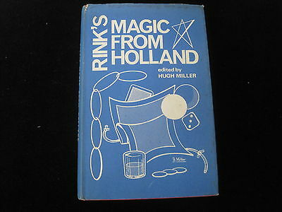 Rink's Magic From Holland Magic Book