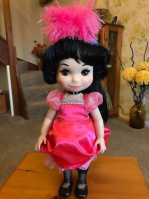 It's A Small World Disney Store Exclusive Doll France With Working Singing