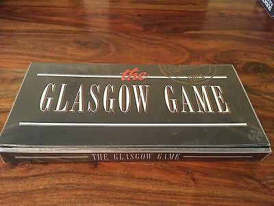 Rare Vintage The Glasgow Game Ymca Monopoly Style Board Game Vgc Complete