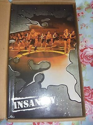 Insanity 60 Day Total Body workout programme Beachbody