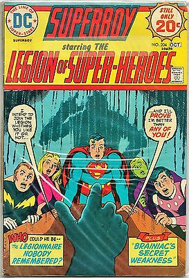Superboy #204 (Oct 1974, DC Comics)