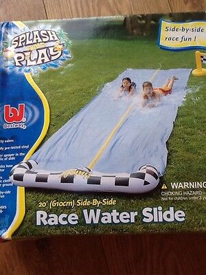 Water Race Water Slide