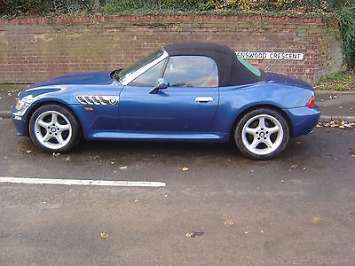 BMW Z3 Roadster 2.8 Late 1999 Special factory M Sport and opptional  Extras
