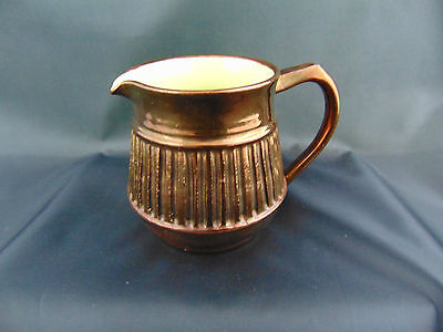 Welsh Pottery Small Lustre Jug