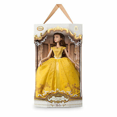 Beauty and the Beast - Belle Limited Edition Doll - Disney Store