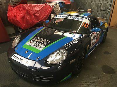Porsche Boxster 3.2S Race Trackday Car for HIRE or PURCHASE