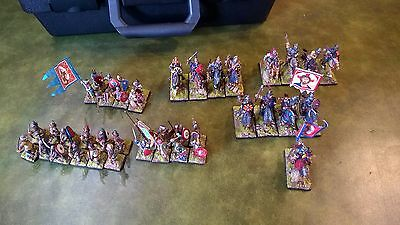 Saga - Pagan Rus 6 point well painted Army