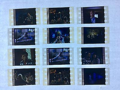 Beetlejuice (1988) #2 Movie 35mm Film Cells Film cell Lot Unmounted