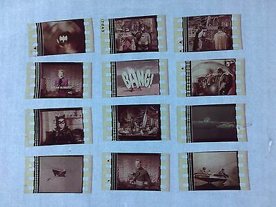 Batman Movie (1966) #2 Movie 35mm Film Cells Film cell filmcell unmounted