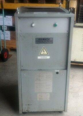 SPINDLE OIL CHILLER. Kanto Seiki Oilmatic KTC-15N-C.