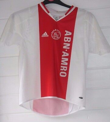 Ajax Football Home Shirt - Excellent Condition