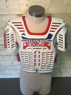 Vintage Answer Honda Chest Protector