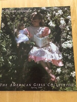 The American Girl Collection Catalog Spring 1991 Pleasant Company