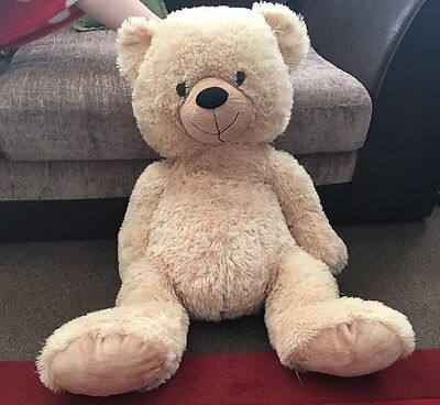 chad valley teddy bear (30inch)