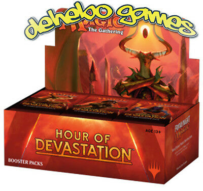 Hour of Devastation - Booster Box - Pre-order New & Sealed - Magic The Gathering