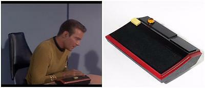 Star Trek TOS Prop Task Monitor Voice Recorder communicator