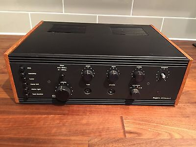 Rare Vintage Rogers A75 Series 2 Stereo Integrated HiFi Amplifier + Phono Stage
