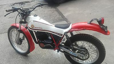 1994 Montesa Cota 242 Trials, Near Mint Condition, Never Trialed, 2000 Miles