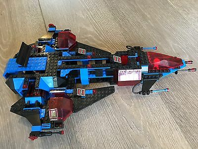 Vintage Lego 6986 Space Police Mission Commander - Complete With Instructions
