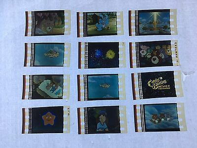 Care Bears Movie II A New Generation (1986) 35mm Film Cells Film cell filmcell