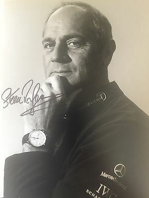 Rowing Steve Redgrave Original Hand Signed Photo 12x8 With COA