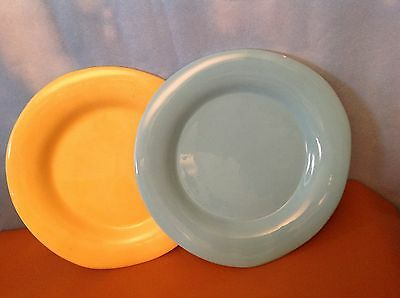 Set Of 2 Heritage Mint Oops Tableware Dinner Plates