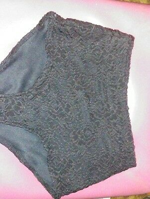 Women's Size 2 Black Spanxs By Pins and Needles