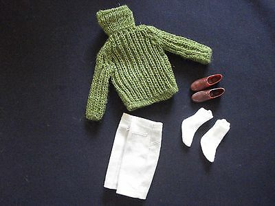 Vintage Barbie Ken outfit #1412 Hiking Holiday (1965) Complete and Excellent