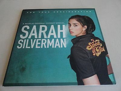 SARAH SILVERMAN A Speck of Dust 2017 Netflix FYC Emmy Stand-Up Comedy Special