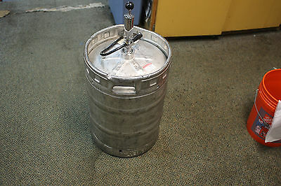 Miller Brewing Company 15.5 Gallon Beer Keg Home Brew