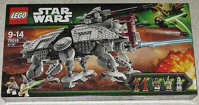 LEGO Star Wars AT-TE - 75019 - Rare Collectors Brand New Sealed Set / Unopened
