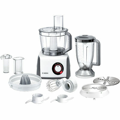 Bosch MCM62020GB 1000w Food Processor with 40 Functions & 3.9L Capacity