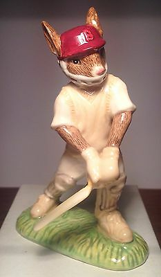 Royal Doulton Out For A Duck Bunnykins Model DB448