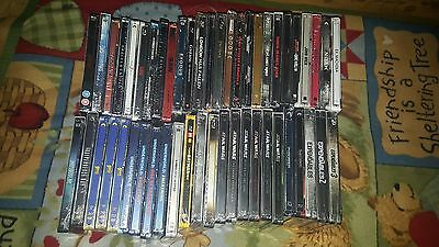 "Steelbooks~Lot Of ""50"" Bluray Steelbooks~Brand New Sealed~Mixed Titles/Genre"