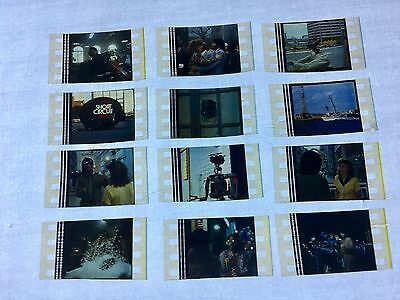 Short Circuit 2 (1988) Movie 35mm Film Cells Film cell Unmounted filmcell