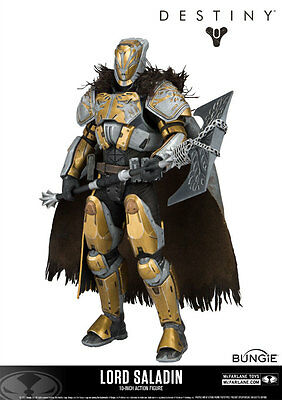 Action Figure Destiny - Lord Saladin Deluxe
