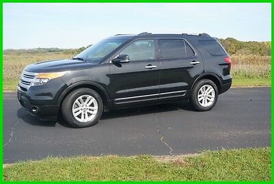 2013 Ford Explorer XLT 2013 XLT Used 3.5L V6 24V Automatic FWD SUV Premium