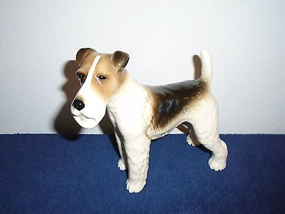 Coopercraft Fox Terrier Figure Made In England W/ Original Tag!