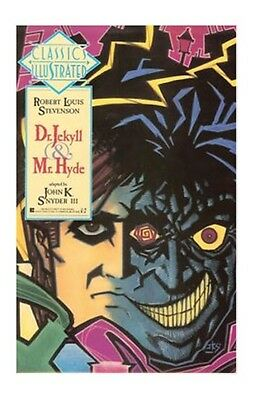 Classics Illustrated #8 - Dr. Jekyll & Mr. Hyde (Apr 1990, First Comics)