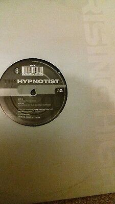the hypnotist pioneers of a rap group early rave 12 inch record